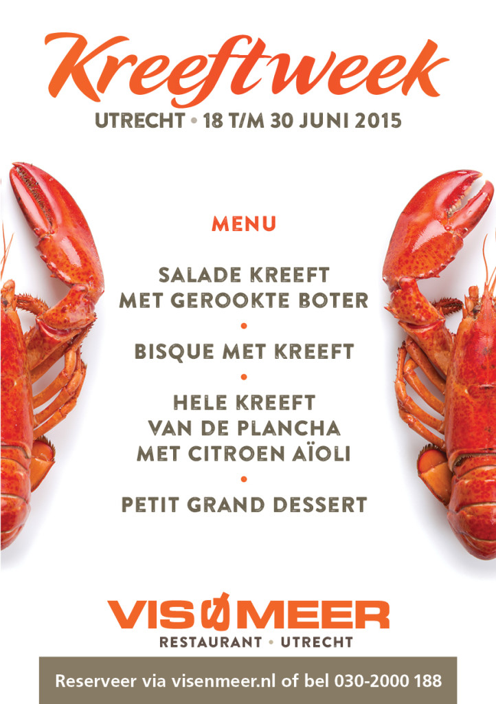 V&M_Kreeftweek_2015_Menukaart